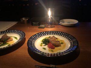新宿ライムの料理