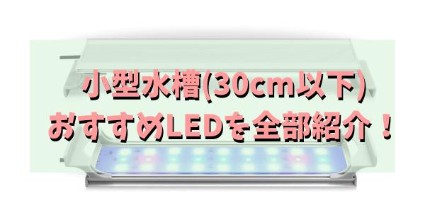 小型LEDアイキャッチ