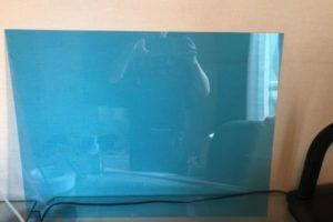青プラスチック