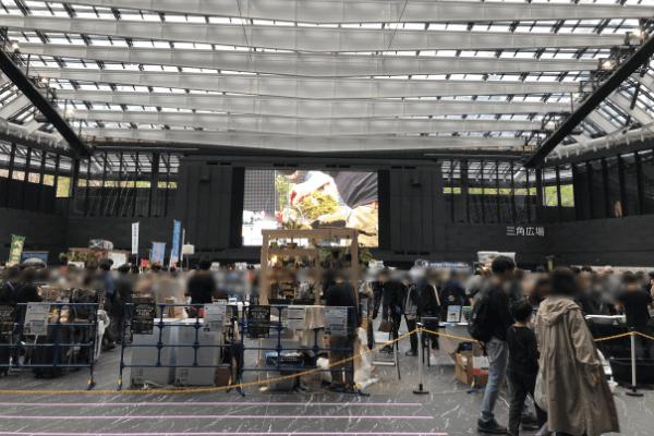 アクアリウム東京会場