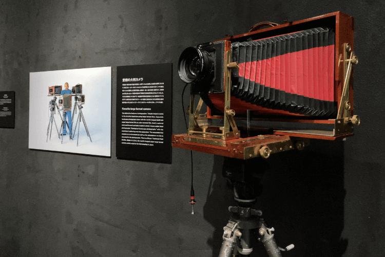 超大判フィルムカメラ